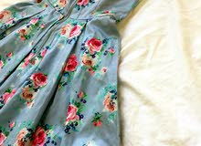 فستان جديد Vintage ماركة Stradivarius
