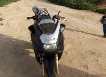 Yamaha motorbike made in 2018