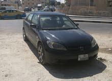 Honda Civic 2005 For sale - Black color
