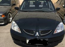 Mitsubishi Lancer car for sale 2007 in Amman city