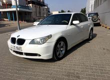 Used condition BMW 525 2006 with 0 km mileage