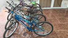 دراجات هوائيه مستخدمه جميع الاحجام(أمريكي)