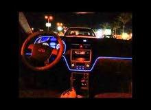 اضاءات انيقة للسيارات