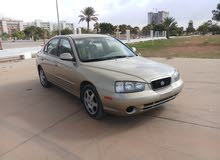 Hyundai Elantra made in 2002 for sale