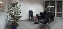 مكتب إداري اوفس سنتر للايجار في السيف