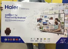 Haier smart tv seal pack for sale