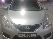 Nissan Tiida in Muharraq
