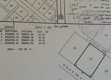 أرض سكنية للبيع في حي التراث بولاية نزوى