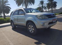 Used Toyota Fortuner in Abu Dhabi