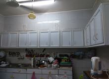 دواليب جدار  مطبخ بحالة ممتازة