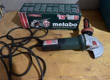 Professional Metabo grinder