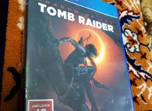 لعبة  shadow of the tomb raider on PS4