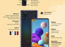 Samsung A21s بسعر خرافي