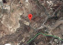 11دونم في غرب عمان قرية البحاث للبيع بسعر 330الف