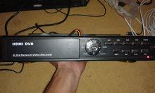 (DVR(8 مداخل (جهاز كاميرات المراقبة)