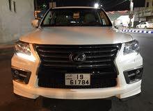 Lexus lx 570 (s) 2014