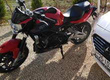 Used Aprilia motorbike available in Amman