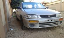 Mazda 323 car for sale 1997 in Benghazi city