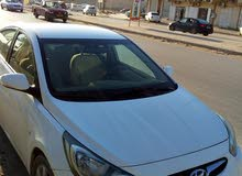 Hyundai Accent car for sale 2013 in Misrata city
