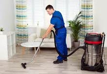 خدمات تنظيف ومكافحة حشرات