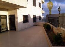 شقه شبه أرضي للبيع في الاردن - عمان - دابوق بمساحه 180 متر