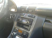 مرسيدس افنجارد c200  2002 للبيع  فل كامل فحص كامل بحاله ممتازه