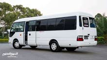 Renting Toyota cars, Coaster 2015 for rent in Turaif city