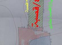 قطعة ارض بتعز الحوبان على شارع تجاري وشارع خلفي 41 قصبه عشاري