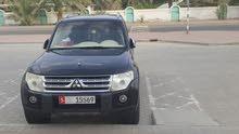 سيارة متسوبيتشي باجيرو للبيع المالك الثاني للسيارة ولا توجد عليها اي حوادث