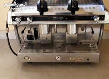 ماكينة قهوه صنع ايطالى نوع astoria مستعمله اقل من 6 شهور