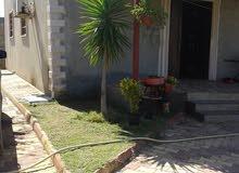 منزل للبيع مقام على ارض 500 متر مسقوف 130 متر