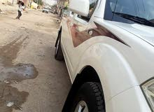 White Nissan Pickup 2013 for sale