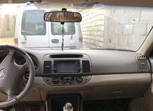 تويوتا كامري بقرة 2004 سيارة الدار ماشية 274km