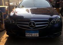 Mercedes Benz E 200 for rent