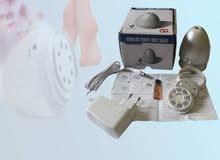 جهاز تنعيم القدمين و ازالة الجلد الميت