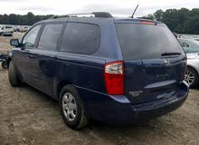 Available for sale! 0 km mileage Kia Carnival 2009