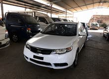 Automatic Kia Cerato 2013