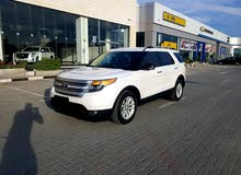 FORD EXPLORER GCC SPEC KM 160000 FULL SERVICE