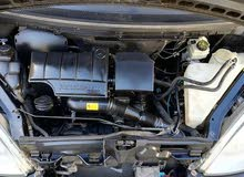 Black Mercedes Benz A 140 2003 for sale