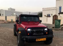 Jeep Wrangler 2012 For sale - Red color