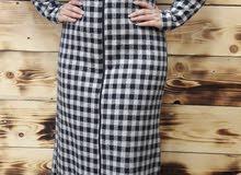 فستان شتائي...قياس...M...L...XL...XXL السعر.... 25الفيتوفر هذا الموديل من كل لون 4 قطع