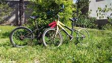 دراجتين. للبيع.