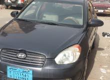 سيارة اكسنت نظيف للبيع 2008