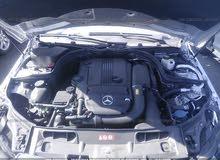 للبيع مرسيدس c250 2012 بالحادث من امريكا