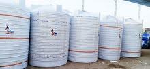 خزانات مياه 10000 لتر جوده عاليه وضمان 5 سنين للخزان