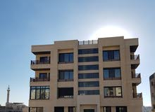 Rajm Amesh neighborhood Amman city - 125 sqm apartment for sale