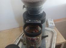 مكينة قهوة نوع بازيرا ورحاية بن نوع ايطاليه
