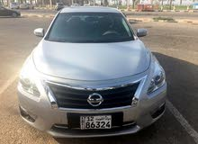 Silver Nissan Altima 2014 for sale