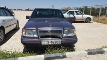 Purple Mercedes Benz E 200 1992 for sale
