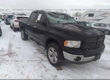 Dodge Ram car for sale 2005 in Benghazi city